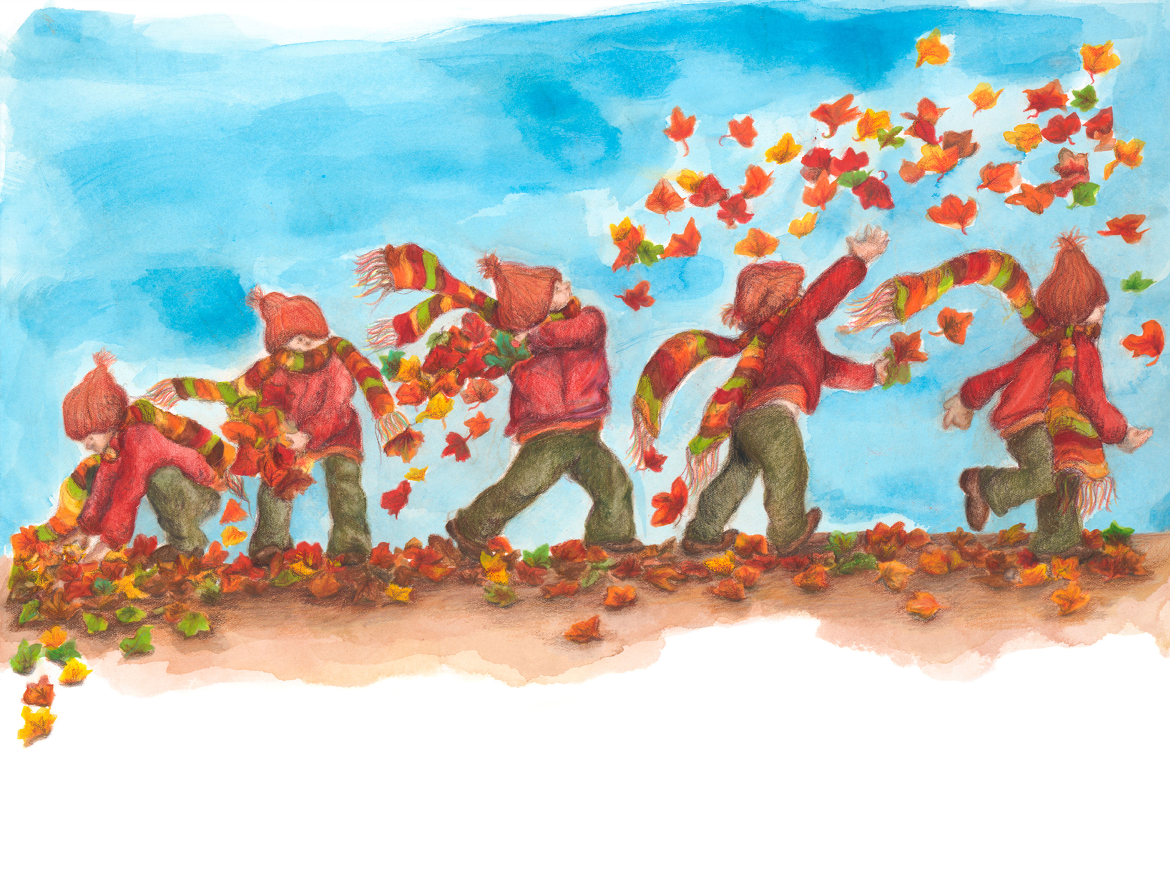 Evolution-of-an-Autumn-Leaf-Fight-September-2019