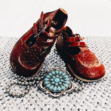 Red-Shoes-and-Grans-Necklace-September-2019