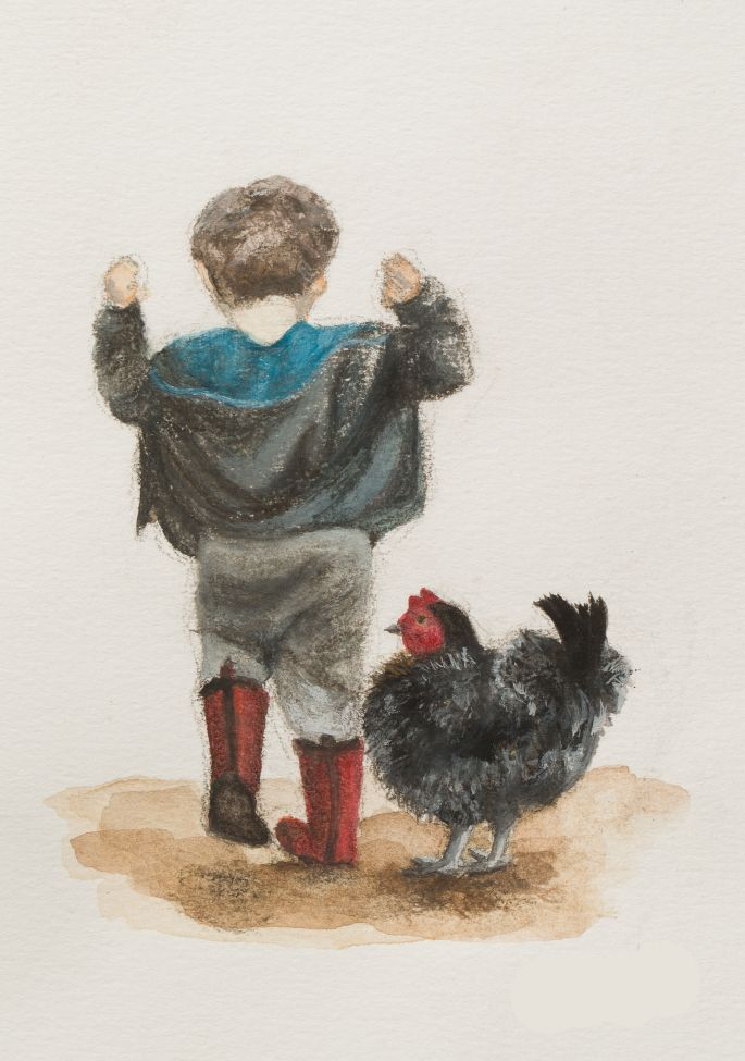Boy-and-Chicken-September-2019